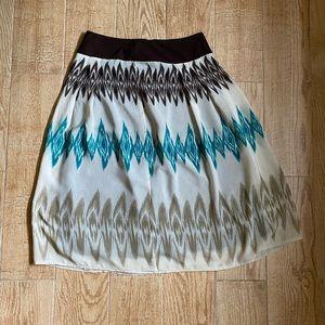 Flowy Aline Skirt
